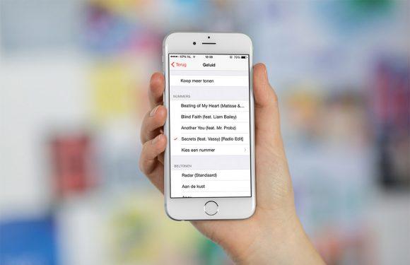Zo gebruik je liedjes uit Apple Music als wekker