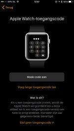 apple watch koppelen