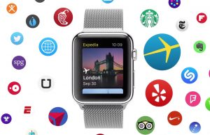 apple watch app video
