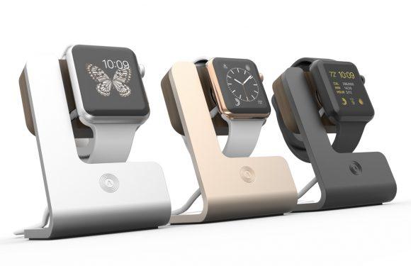 'Apple Watch docks van derden met ingebouwde oplader toegestaan'