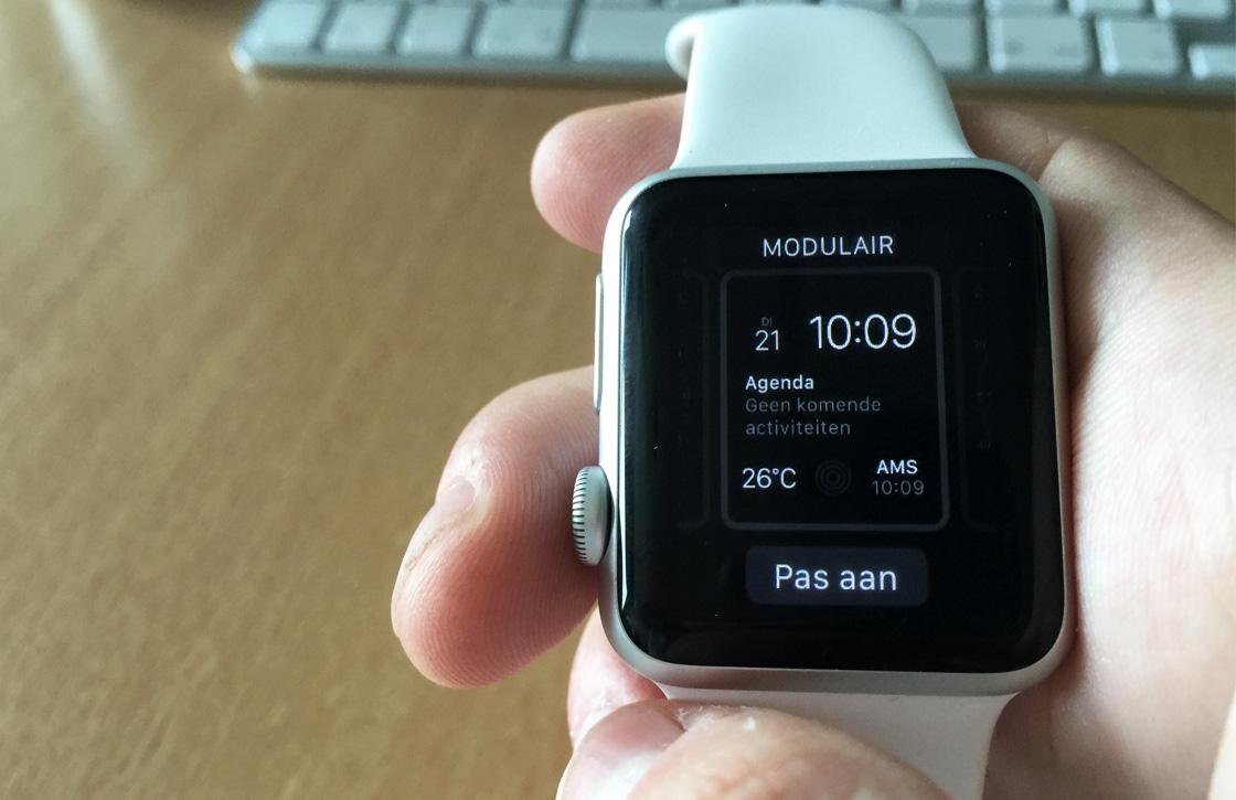 6 interessante functies van Force Touch op de Apple Watch