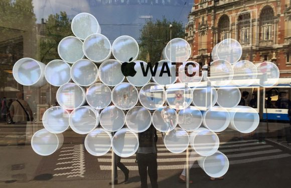 Foto's: de lancering van de Apple Watch in Nederland