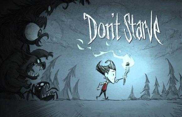 Probeer te overleven en verhonger niet in Don't Starve voor iPad