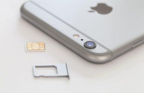Maakt Apple met Samsung een einde aan de losse simkaart?