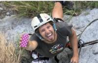 Bergbeklimmer riskeert leven om verloren iPhone terug te bezorgen
