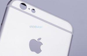 iPhone 6S foto's