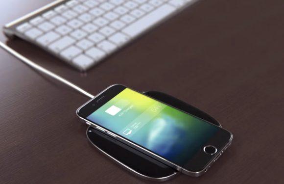 Interessante iPhone 7 conceptvideo toont draadloos opladen