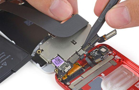 Teardown: nieuwe iPod touch lijkt op uitgeklede iPhone 6