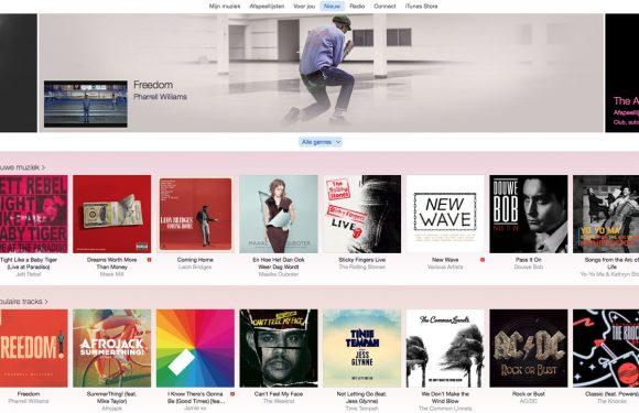 iTunes-update maakt Apple Music nu beschikbaar op de computer