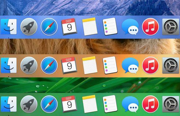 Tip: zo reset je het Dock van je Mac