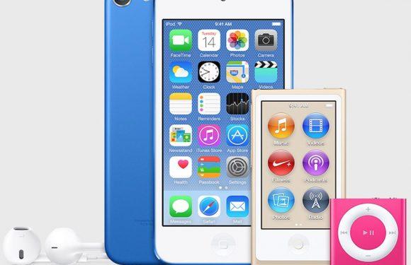 'Nieuwe iPods aanstaande, verschijnen volgende week'