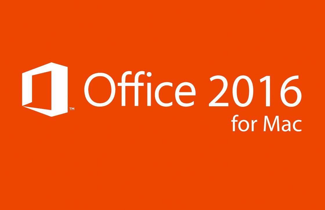 Microsoft lanceert Office 2016 officieel voor de Mac