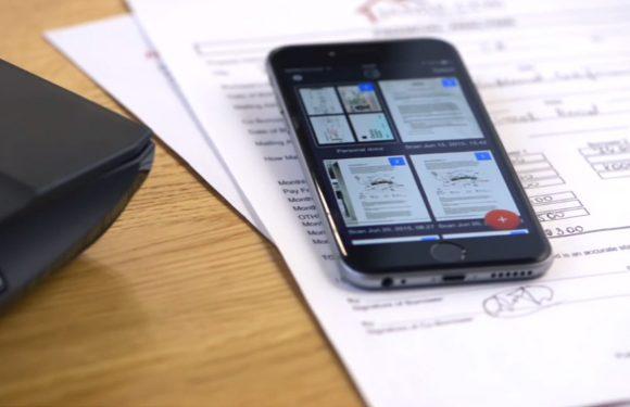 Scanner Pro 6 scant ook documenten uit je fotogallerij