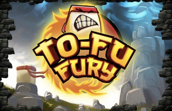 Speel een eetbare ninja in To-Fu Fury