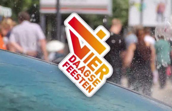 Check het programma van de Vierdaagsefeesten 2015 met de iOS-app