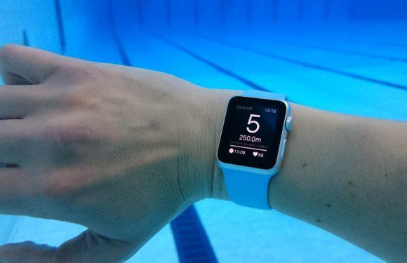 De eerste zwem-app voor Apple Watch is onbruikbaar