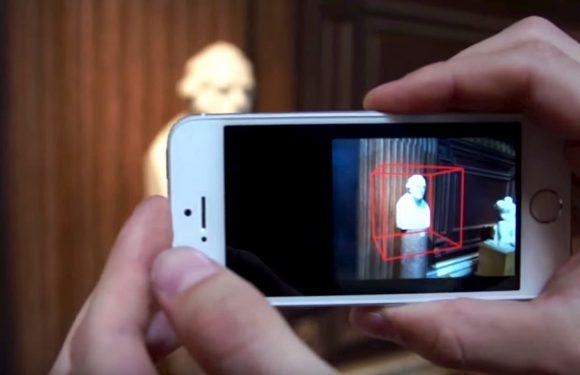 Zo kan Microsoft een 3D-scanner van je iPhone-camera maken