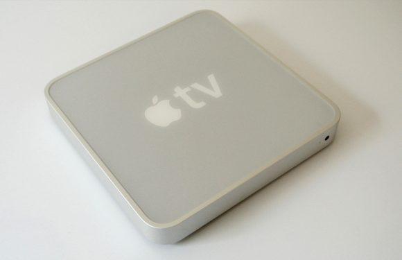 'Apple TV krijgt een afstandsbediening die je moet richten'