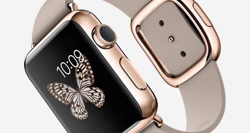 apple watch achtergrond