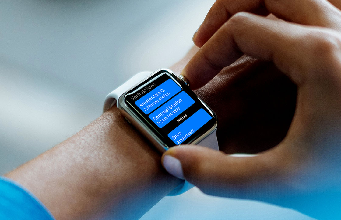 'Apple Watch heeft smartwatchmarkt stevig in zijn greep'
