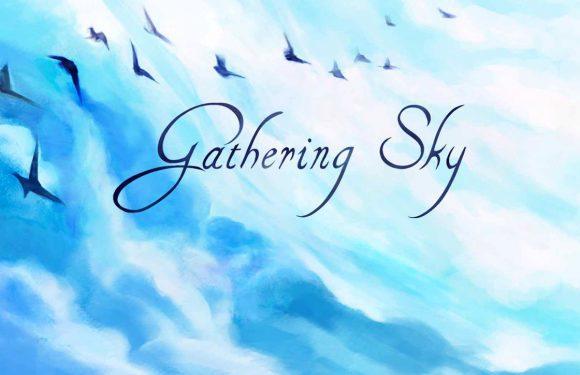 Gathering Sky: meditatieve game met een zwerm vogels