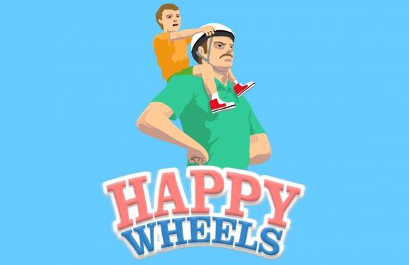 Happy Wheels: de bloederigste game voor je iPhone en iPad