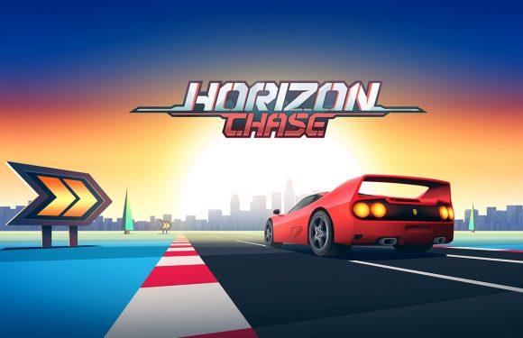 Horizon Chase: arcade race-topper voor iOS