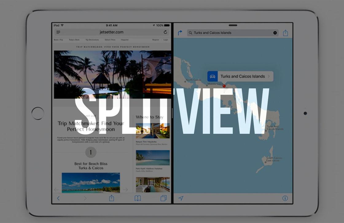 Zo gebruik je multitaskingfunctie Split View op de iPhone