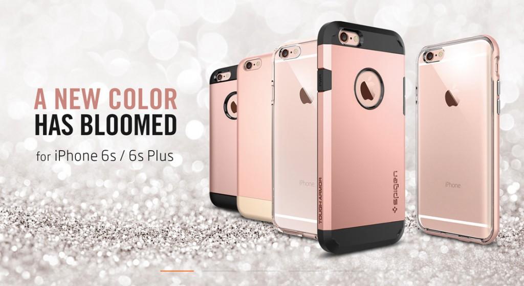 roze iphone 6s