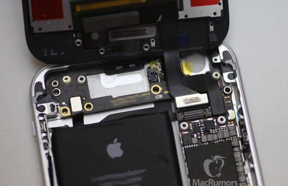 Foto's en video's tonen hoe de iPhone 6S gedeeltelijk kan werken