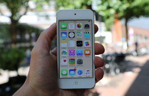 ipod touch-prijsverlaging