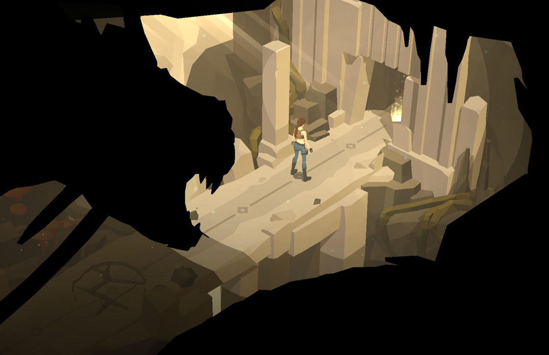Lara Croft GO: prachtig avonturenspel met toffe puzzels