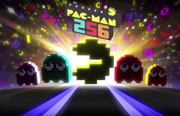 Pac-Man 256 steekt een klassiek spelconcept in een nieuw jasje