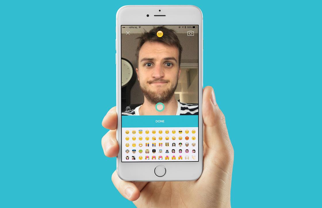 Selfkie: gebruik selfies als emoji met deze toetsenbord-app