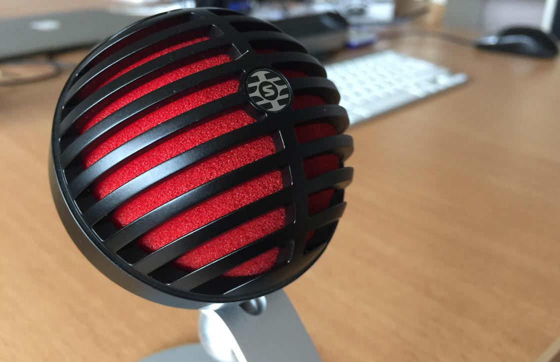 Shure MV5 review: degelijke usb-microfoon voor iPhone en Mac