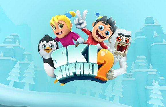 Ski Safari 2: eindeloos snowboarden was nog nooit zo leuk