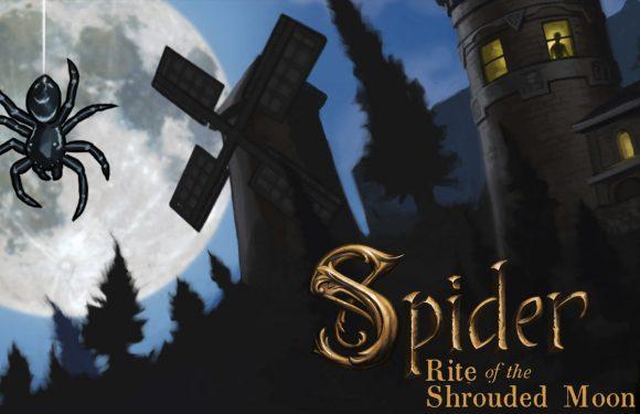 Deze game laat je insecten vangen in je eigen spinnenweb