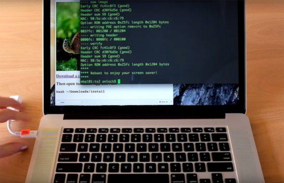 Hoe de Thunderstrike 2-worm ongemerkt je Mac kan besmetten