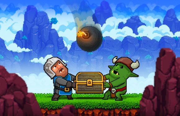 Schiet orcs je koninkrijk uit met een kanon in Tiny Empire