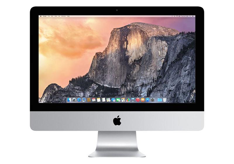 vernieuwde iMacs