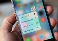 Jailbreak-app Forcy maakt 3D Touch op oudere iPhones mogelijk