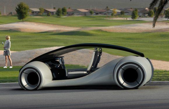 'Apple Car wordt softwareproject voor zelfrijdende auto's'