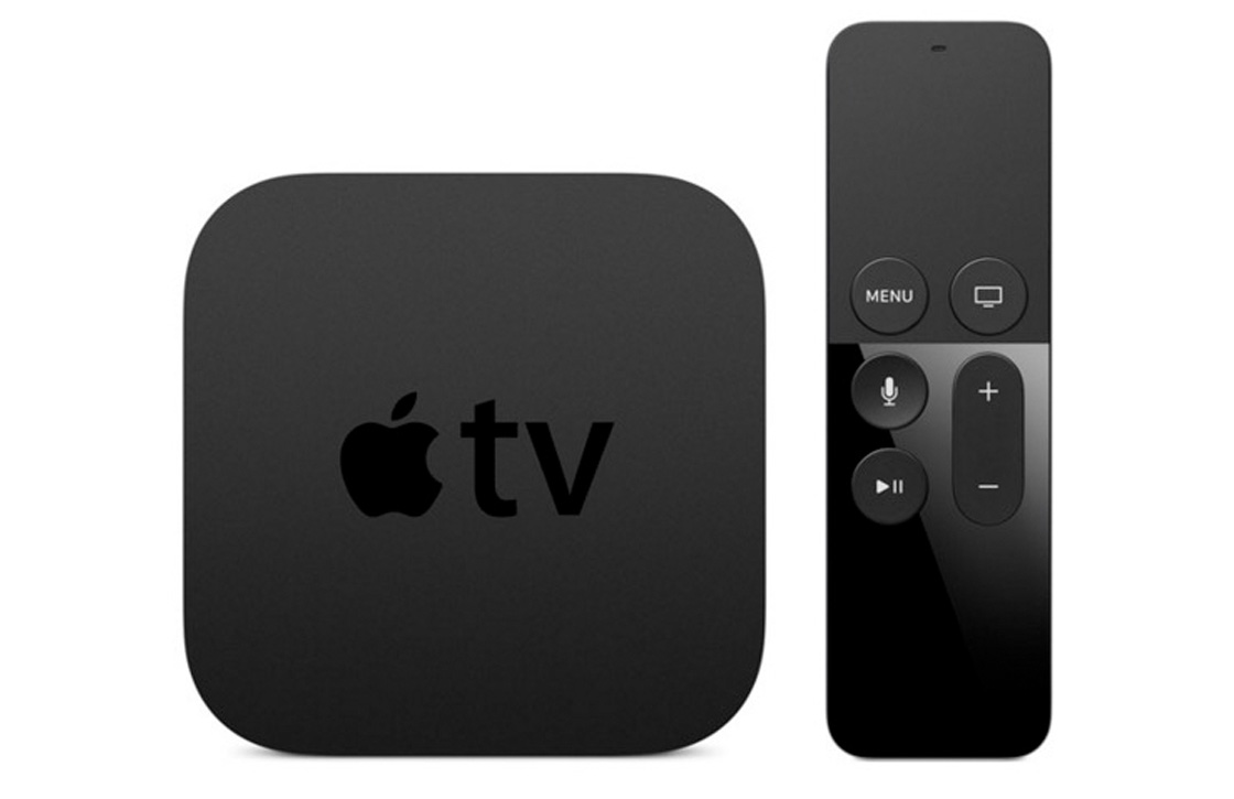 'Apples slimme Siri-speaker zit verwerkt in volgende Apple TV'