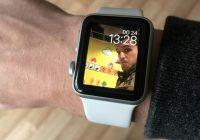 Apple Watch foto's instellen als klok: zo werkt het