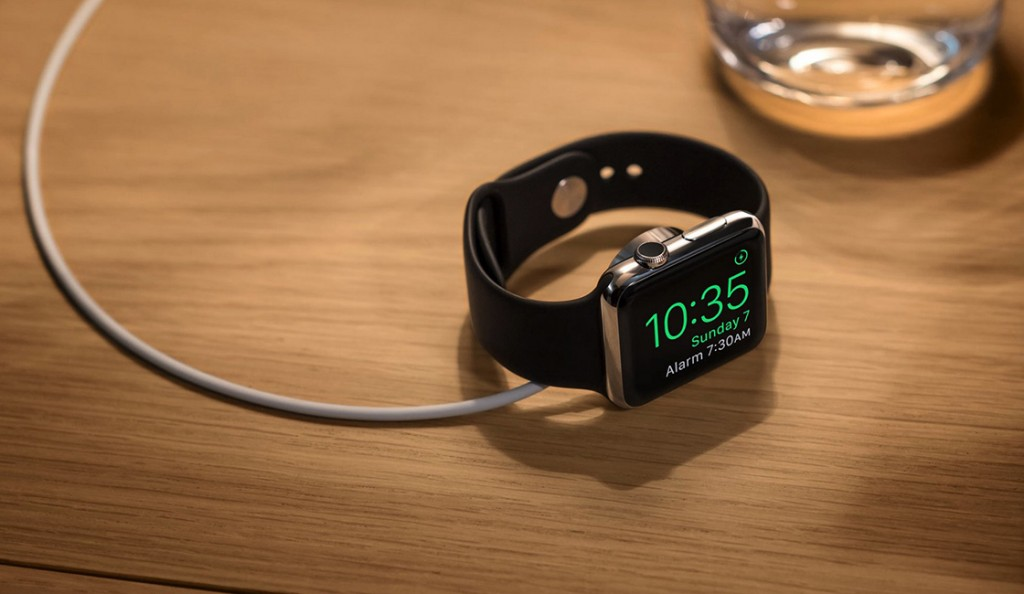 Apple Watch laten liggen