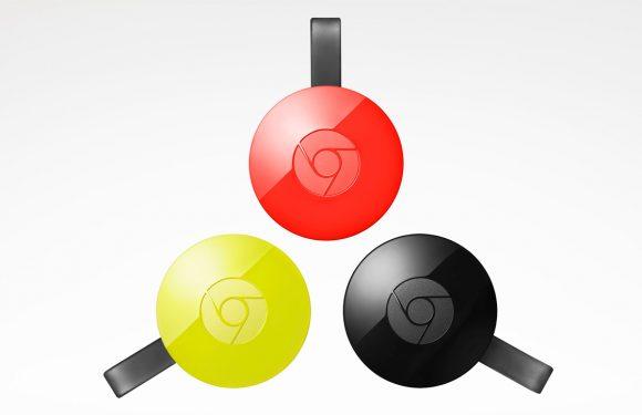Wat Apple-gebruikers moeten weten over de nieuwe Chromecasts