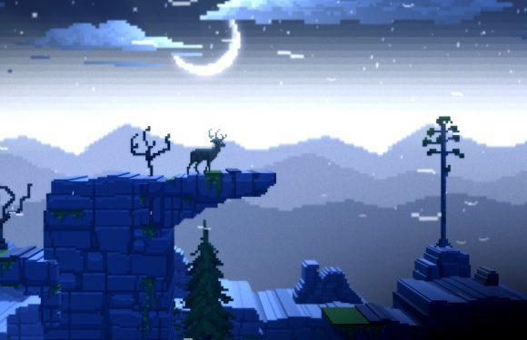 Reïncarneer als hert in schitterende platformer The Deer God