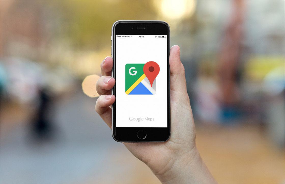 Zo voeg je een routebeschrijving toe aan de Google Maps-widget