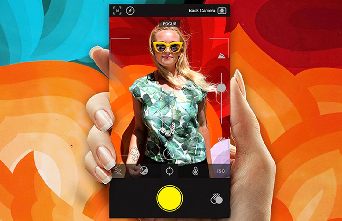 Foto-app Hipstamatic nu gratis met grote make-over