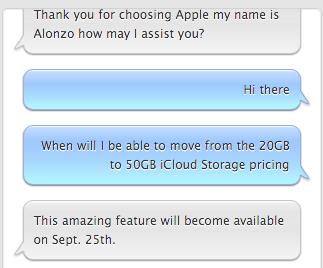 iCloud goedkoper